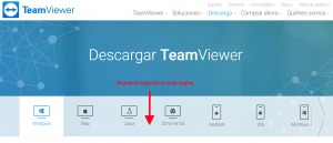 Escritorio remoto con Teamweaver - Tutorial.